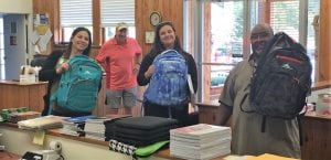 Back-To-School Backpack Drive!